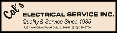 Cal's Electrical Service Inc.